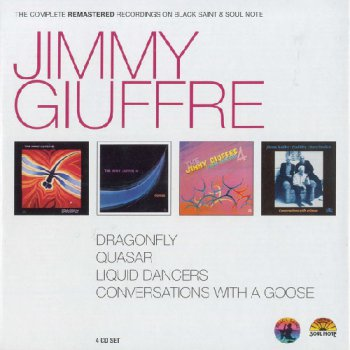 Jimmy Giuffre - The Complete Remastered Recordings On Black Saint & Soul Note [4CD Set] (2012)