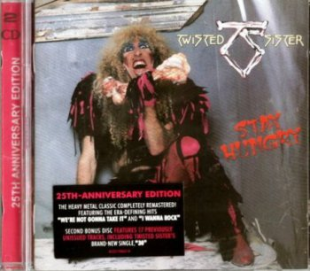 Twisted Sister - Stay Hungry 1984 (2CD Rhino Rec. 2009)