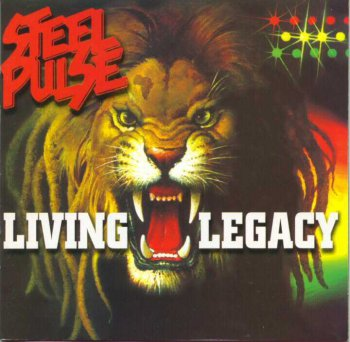 Steel Pulse  Living Legacy  1999  Live