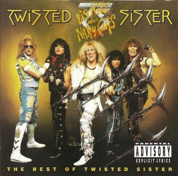 Twisted Sister - Big Hits And Nasty Cuts (1992)