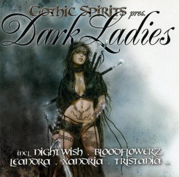 VA - Gothic Spirits pres. Dark Ladies (2011)