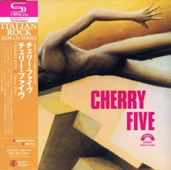 Cherry Five - Cherry Five 1976 (Belle/Japan SHM-CD 2010)
