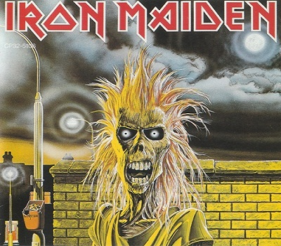 Iron Maiden - Discography [Japanese Edition, 35 CD] (1980-2013)