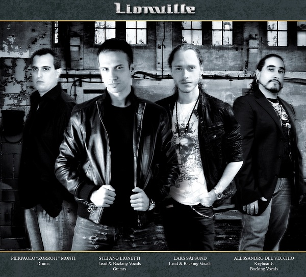 Lionville - Discography [Japanese Edition] (2011-2012)