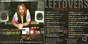 Andrew Gold - Leftovers (1998)