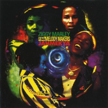Ziggy Marley & The Melody Makers-Jahmekya (1991)