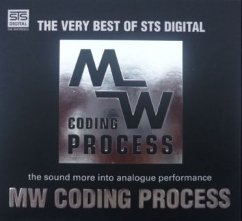 TEST CD  The Very Best Of STS Digital (2000)