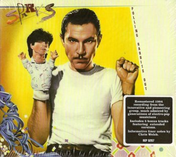 Sparks - Pulling Rabbits Out Of A Hat 1984 [Remastered Edition] (2013)