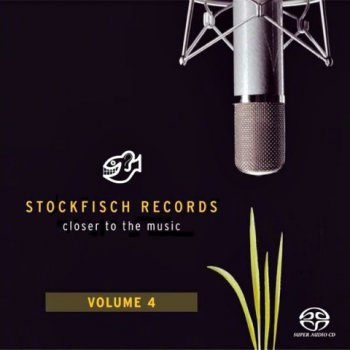 Test CD Stockfisch Records - Closer To The Music Vol. 4  2011