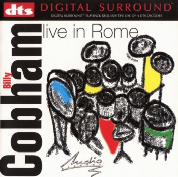 Billy Cobham - Live In Rome [DTS] (2000)