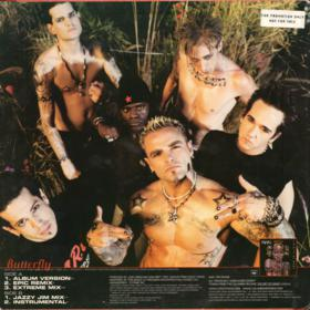 Crazy Town - Butterfly 12'' (1999)  Vinyl.