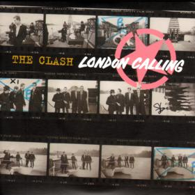 The Clash  London Calling  7'' (2012)  Vinyl 45 RPM.