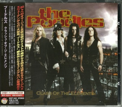 The Poodles - Discography [Japanese Edition] (2006-2013)