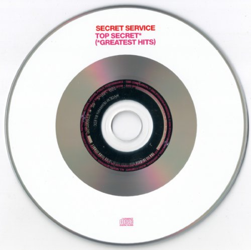 Secret Service - Top Secret (Greatest Hits)