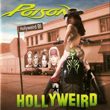 Poison - Hollyweird (2002)