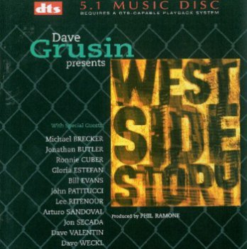 Dave Grusin - Dave Grusin Presents: West Side Story [DTS] (2001)