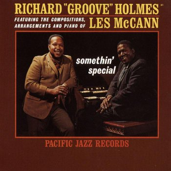 "Richard ""Groove"" Holmes - Somethin' Special (1997)"