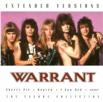 Warrant- Extended Versions  Live (2005)