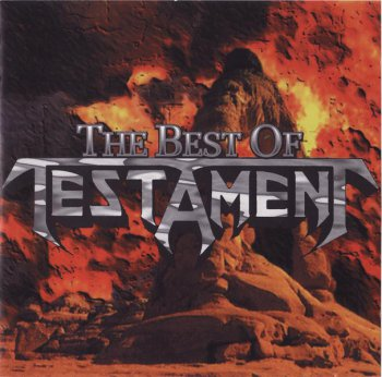 TESTAMENT - The Best Of Testament. Japan (AMCY-962)+2Bonus (1996)
