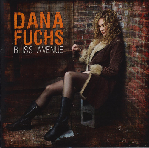 Dana Fuchs - Bliss Avenue (2013)
