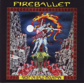 Fireballet - Night On Bald Mountain [DVD-Audio] (1975)