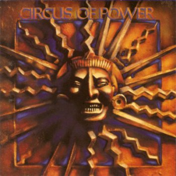 Circus Of Power-Circus Of Power Japan (1988-1989)