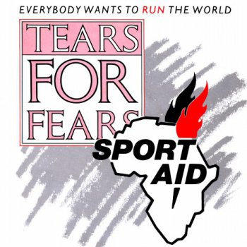Tears For Fears-  Everybody Wants To Run The World   Vinyl  24bit-96kHz  (1986)