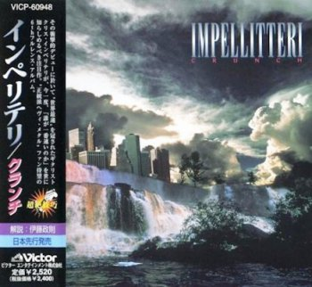 Impellitteri - Crunch 2000 (Victor/Japan)