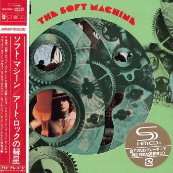 The Soft Machine - The Soft Machine (1968) [2013 Japan Mini LP SHM-CD Edition]