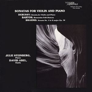 Sonata for Violin and Piano Wilson Audiophile WCD-8722 1987