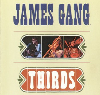 James Gang - Thirds 1971 (MCA 1990)