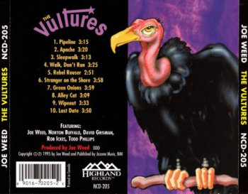 Joe Weed - The Vultures Audiophile