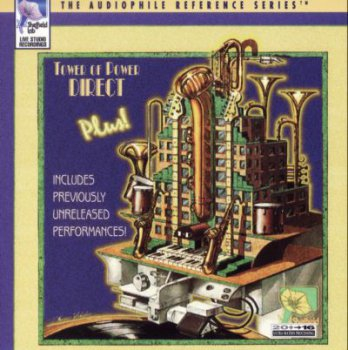 Tower Of Power - Direct (Plus!) Sheffield Lab Audiophile Reference Series 1997