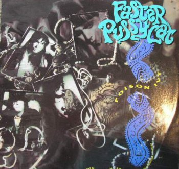 Faster Pussycat - Poison Ivy   12″ Vinyl  Single  Maxi Single (1989)