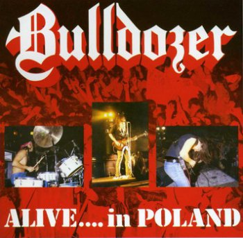 "Bulldozer ""Regenerated in the Grave"" (Boxset. 1985 - 1990)"