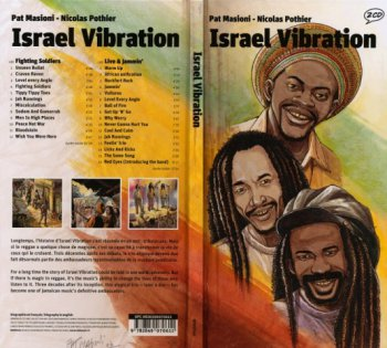 Israel Vibration - Fighting Soldier   2 CDS  (2002-2003)-(2008)