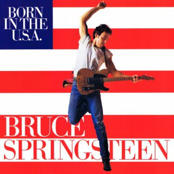 Bruce Springsteen - Born In The U.S.A. US 12'' Vinyl 24bit-96kHz  (1985)