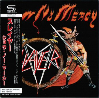 Slayer - Show No Mercy  Japan  (1983-2009)