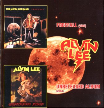 Alvin Lee - Freefall / Unreleased Album 1980/2004 (FruitGum 2004)