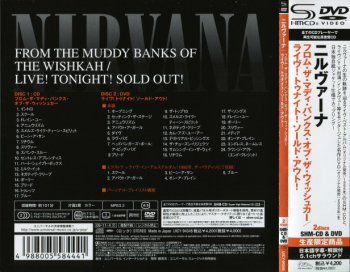 Nirvana- From The Muddy Banks Of The Wishkah Japan (1996-2009)