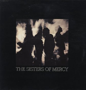 The Sisters of  Mercy- More Vinyl 24/96  12″ Single  (1990)