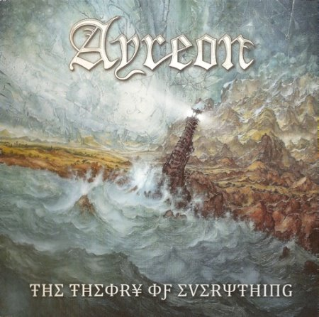 Ayreon - The Theory Of Everything [2CD] (2013)