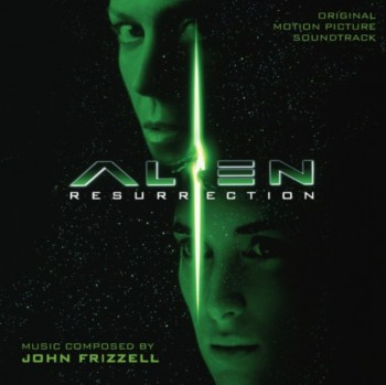 John Frizzell - Alien: Resurrection / Чужой: Воскрешение OST (Complete Edition) (2010)