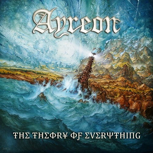 Ayreon - The Theory of Everything [Ltd Deluxe Artbook 4CD] (2013)