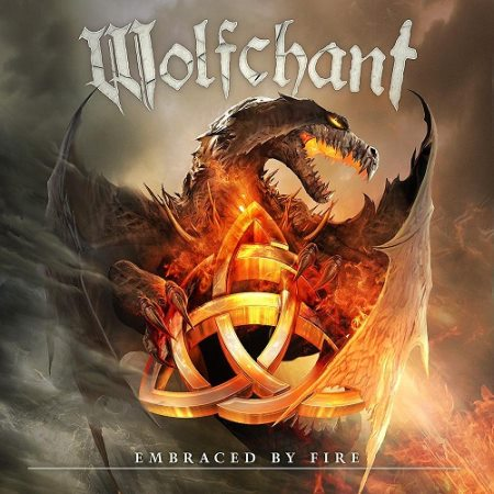 Wolfchant - Embraced By Fire & Bloody Tales Of Disgraced Lands [2CD] (2013)