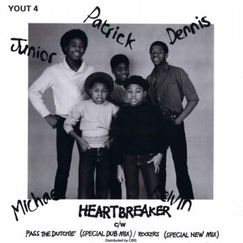 Musical Youth - Heartbreaker  UK 12''  Vinyl /24bit-96kHz (1983)