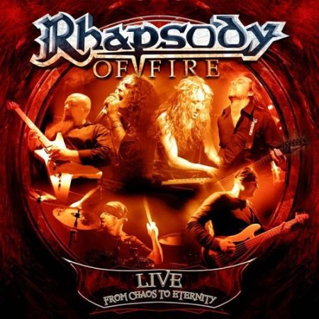 Rhapsody Of Fire - Live: From Chaos To Eternity [2CD] (2013)