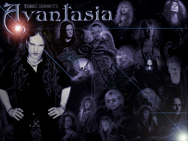 Avantasia - Discography [AFM Records, Nuclear Blast, Ger, 12LP, (VinylRip 24/192)] (2008-2013)