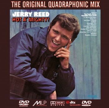 Jerry Reed - Hot A' Mighty! [DVD-Audio] (1973)