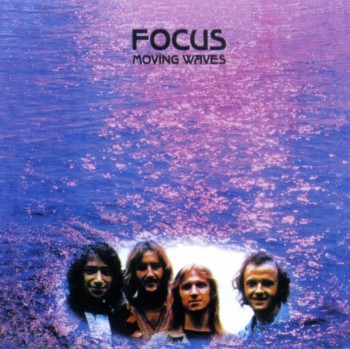 Focus - Moving Waves [DVD-Audio] (1971)